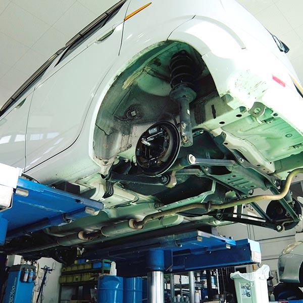 修理・車検整備